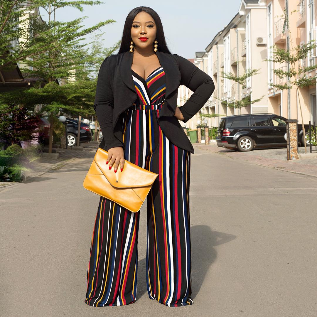 4 Major Style Lesson Plus Size BellaStylistas Can Learn From Winnie Leon