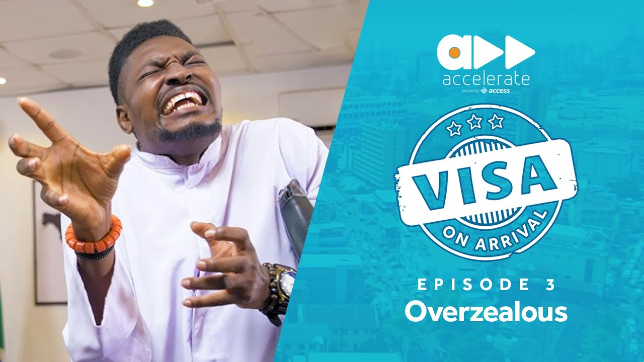 """Catch the New Hilarious Episode of Accelerate TV's """"Visa On Arrival"""""""