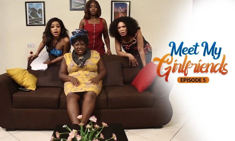 "Binge Watch 9 Episodes of Kayode Peters' Hilarious Internet Sequence ""Meet My Girlfriends"""