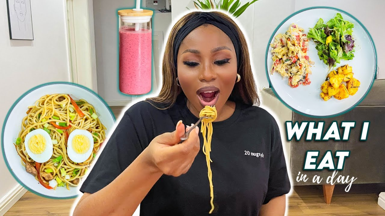 Cook With Dimma Umeh + See What She Eats in a Day
