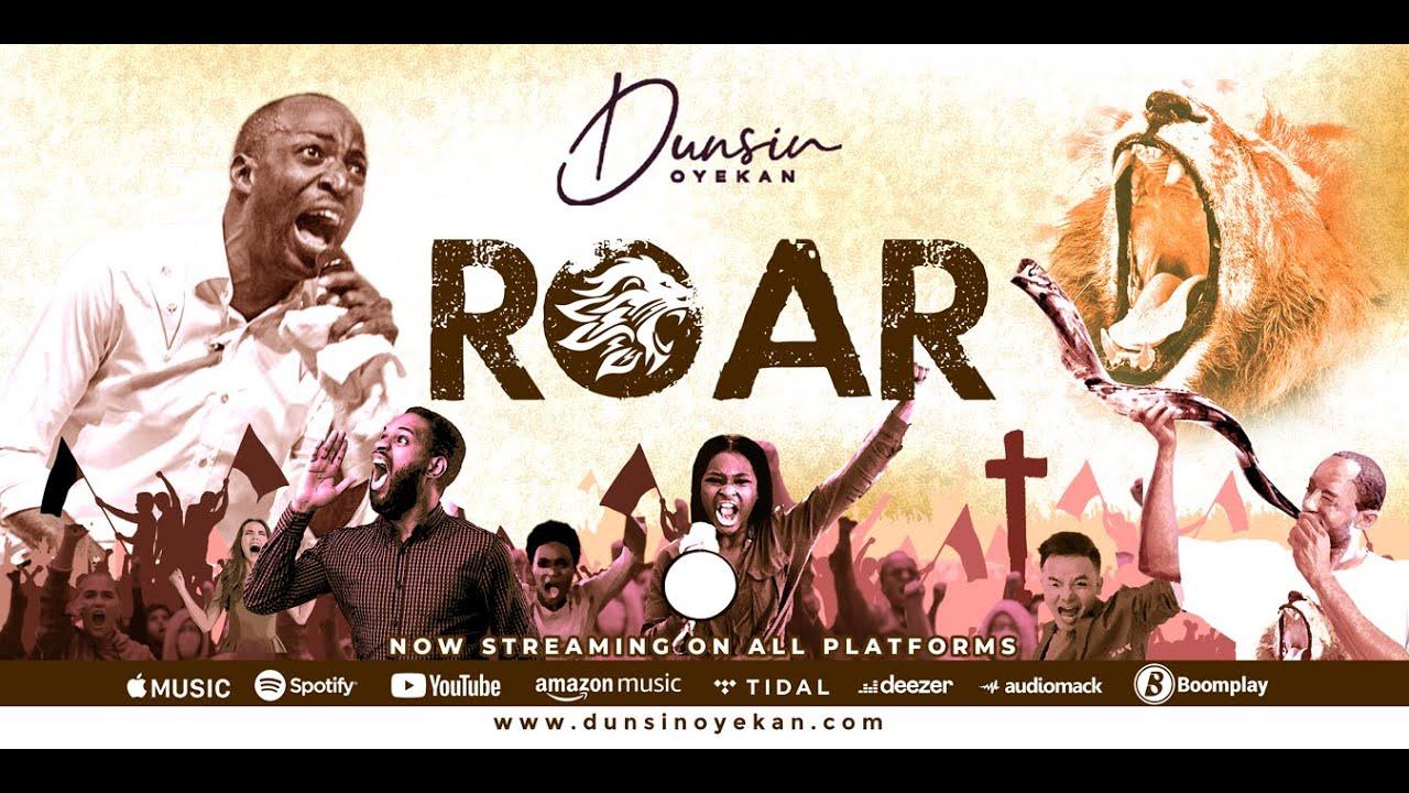 New Video: Dunsin Oyekan – Roar
