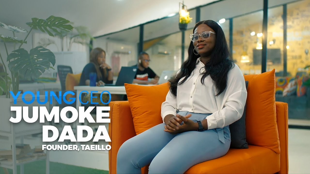 """Jumoke Dada is the First Guest on the New Season of Ndani TV's """"Young CEO"""" #Arewapublisize"""