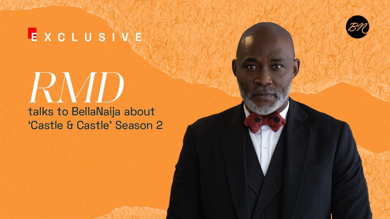 "<div>BN Exclusive: Richard Mofe-Damijo (RMD) shares His Favorite Scene from ""Castle & Castle"" Season 2 + UNILAG Experience</div>"
